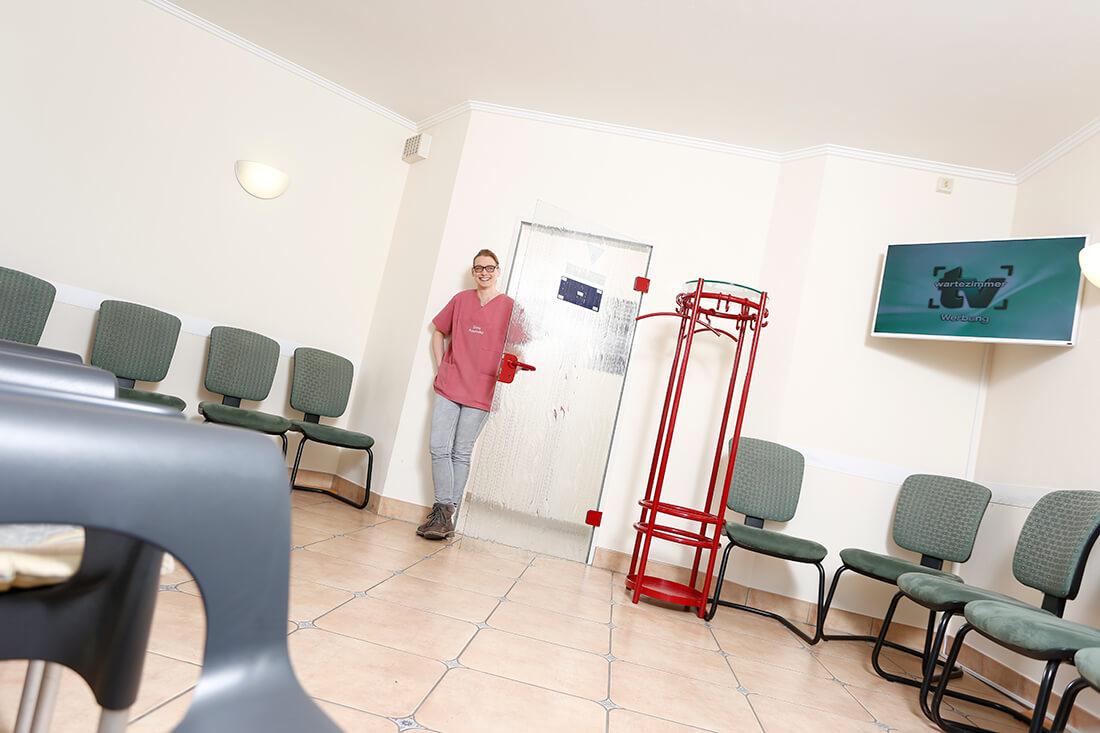 Diabetes-Zentrum Hemer - Pollok & Chmielewski - das Wartezimmer der Praxis